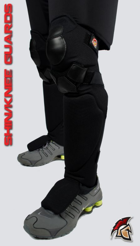 7. Spartan 2.0 Shin:Knee Guard